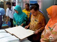 Lawatan Ketua Pengarah MAMPU 2011