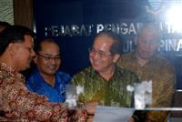 Lawatan Menteri 2008